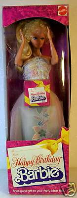 Barbie Playline - Les Pink Boxes des années 80