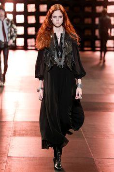 Saint Laurent Spring 2015 Menswear Collection Slideshow on Style.com