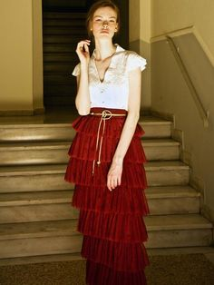 Samantha Sotos - womenswear ready to wear collection. Fall Winter, Autumn, Play Dress, Playing Dress Up, Winter Fashion, Ready To Wear, Women Wear, Formal, How To Wear