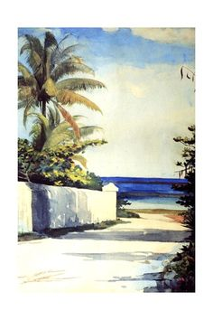 Winslow Homer, Posters and Prints at Art.com