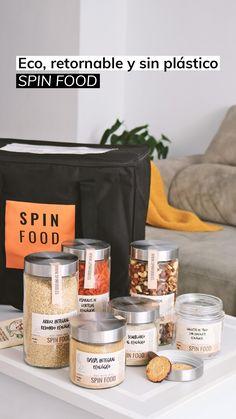 Spin Food es un supermercado online que te permite dejar de generar residuos con tu alimentación 10% de descuento durante todo el mes de Noviembre 2020, usando el código FUNNIEST10 Spin, Inspire, Crafty, Cooking, Food, Remainders, Convenience Store, November, Tutorials
