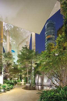 STX developed a green residential oasis in the heart of Singapore's Orchard Road.
