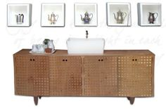 server for the dining room..... you can order from me-