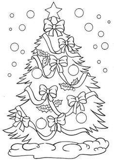 28 Free Printable Disney Christmas Coloring Pages - World Of Makeup And Fashion 28 kostenlose Malvor Christmas Tree Coloring Page, Christmas Coloring Sheets, Printable Christmas Coloring Pages, Christmas Doodles, Christmas Tree Cards, Colorful Christmas Tree, Christmas Colors, Christmas Art, Disney Christmas