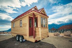 Colorado Fencl -  To connect with us, and our community of people from Australia and around the world, learning how to live large in small places, visit us at www.Facebook.com/TinyHousesAustralia