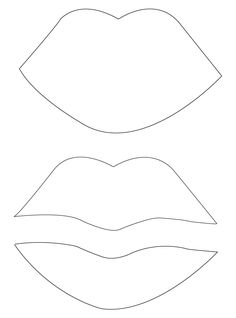Sigue este paso a paso y haz un hermoso y original cojín en forma de labios. ¡Manos a la obra!