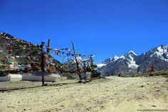 The breathtaking (quite literally) Kunzum Pass en route to Spiti, India #travel #yearfulofsundays #yearfulosundays