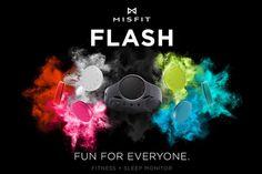 SPORT - bracelet connecté : Misfit Flash, le nouveau capteur d'activité succède au Shine !