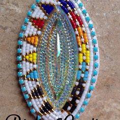 #beadedearrings #beadwork #ojibwe #beadedbling #powwowbling #nativebeadwork #ndnbling #handmade Powwow Beadwork, Native Beadwork, Native American Beadwork, Beaded Earrings Native, Seed Bead Earrings, Beaded Jewelry, Beaded Bracelets, Bead Loom Patterns, Beading Patterns