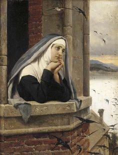 Artworks of Eugene de Blaas (Austrian, 1843 - 1931)