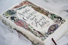 """""""Angela Carter's Book of Fairy Tales"""""""
