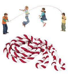 Joyful Jump Ropes