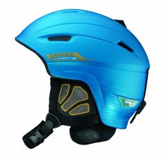 Salomon Ranger Custom Air Ski Helmets (Blue Matt, X-Small) ** Read more reviews of the product by visiting the link on the image.