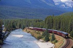 The Royal Canadian Pacific... takes you through some of the most rugged, inaccessible and spectacular terrain in the world along the historic Canadian Pacific Railway lines. This luxury rail excursion is truly a testament to the beauty, heritage and culture of the Rocky Mountains.