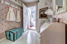 Casinha colorida: Uma cottage no estilo Gustaviano