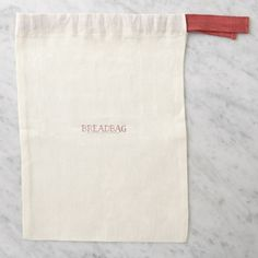 cream Helen James Considered Bread Bag