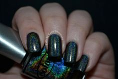"Nails by Kayla Shevonne: Color Club ""Cosmic Fate"" from Halo Hues 2013 Collection"