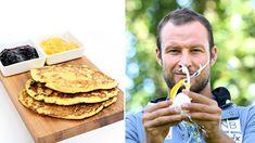 Aksel Lund Svindals bananpannekaker