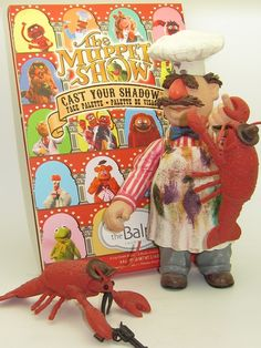 2 of my fav things: makeup & Muppets!!  the Balm Cast Your Shadow Palette the Balm Muppet Show Palette