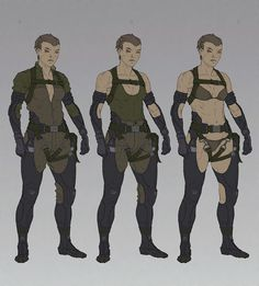 'Sneak' suit concept art for Metal Gear Online