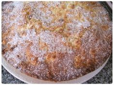 Receita Sobremesa : Bolo de laranja, cenoura e crosta de côco na bimby de Acçaocozinha