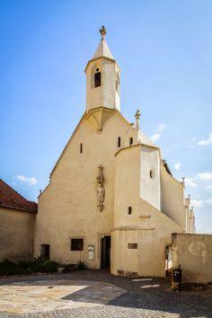 The chapel of St. Wenceslas in Znojmo, Moravia, Czech Republic