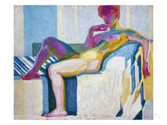 Kupka: Plane Giclee Print by Frantisek Kupka at AllPosters.com max 40x33 without border nude