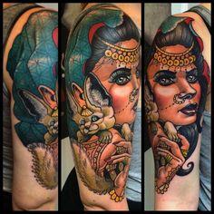 +++WORK HARD +++  Caffeine tattoo, Warsaw, Poland  Panas.art@gmail.com