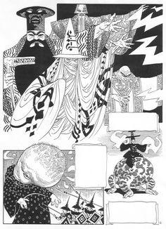 Quique Alcatena Comic Art, Graphic Novels, Dark, Illustration, Artist, Ink, Illustrations, Artists, Cartoon Art