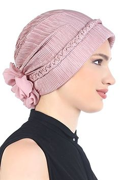 Braided & Pearl Detail Headwear (Brown) at Amazon Women's Clothing store: