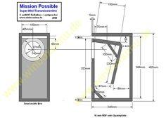 Mission Possible - kompakte Mini-TML mit Koax, Projekte der Nutzer / Eigenentwicklungen - HIFI-FORUM