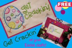 Download Free! Get Crackin - Stitchery Sewing Pattern | FREE PATTERN CLUB | YouCanMakeThis.com