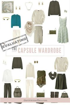 The wardrobe is as far from colors that I wear as is physically possible, but I still think it's really nice - very well-balanced, lots of attractive choices, and a wide range of ways to pull outfits
