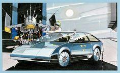 Clark Lincoln, GM Designer : Dean's Garage