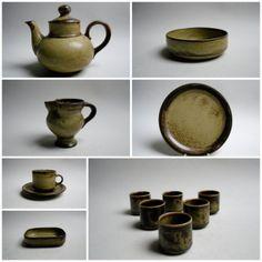 Langenthal SAHARA SAVANNAH Teekanne Kaffeetasse Eierbecher Schale Teller Platte
