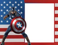 Gallery - Recent updates Captain America Birthday Cake, Captain America Party, Captin America, Free Birthday Invitation Templates, Invitations, Invite, Captain America Background, Invitation Background, Avengers Birthday