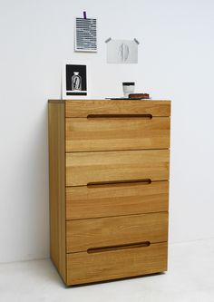 Trecompany solid oak sideboard. Photo by Dolf Olislagers Styling by Suzanne Kennedy