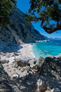 15 Beautiful Places in Italy that You Shoudn't Miss This Summer -- Cala Mariolu, Sardinia