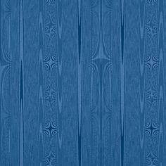 moiré stripes in twilight blues fabric by weavingmajor on Spoonflower - custom fabric