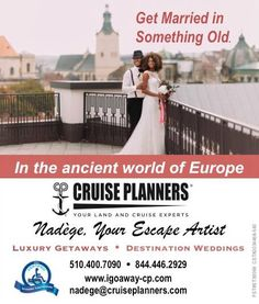 With 50 sovereign states to choose from why not Europe for your destination wedding or honeymoon? #escapewithnadege - http://ift.tt/1HQJd81