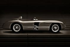 1955 Mercedes- Benz 300SLR Roadster (by Neil Banich Photography