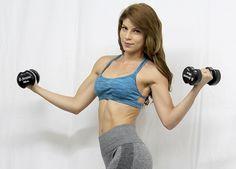 Josefina Barillas, especialista en planes de nutrición y fitness personalizados • El Nuevo Diario