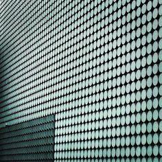 RMIT University building, Melbourne, Australia @adamjhamilton7-