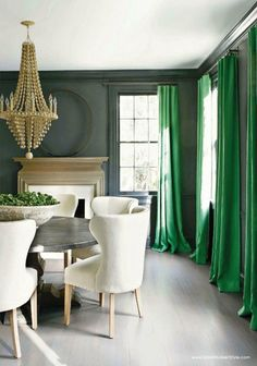 emerald.jpg 550×785 pixels ***Emerald Green Drapes (only) for Urban Barn's Next Top Designer***