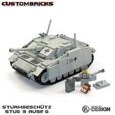 lego ww2 german tanks stug 3 - Google Search