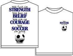 Utopia Trade Soccer For Nothing Short Sleeve Soccer T-Shirt - Goal Kick Soccer Soccer Gear, Soccer Equipment, Soccer Shirts, Tee Shirts, Tees, Soccer Outfits, Soccer Quotes, Goals, Humor