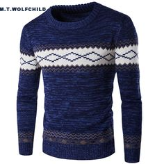 Now Available #fashion #shopping: 2016 autumn and w... Check it out here! http://giftery-shop.com/products/2016-autumn-and-winter-mens-sweaterpatchwork-thickening-sweater-o-neck?utm_campaign=social_autopilot&utm_source=pin&utm_medium=pin