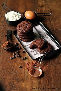 Brookie ~ A Cross Between a Brownie & a Cookie - Ruchik Randhap