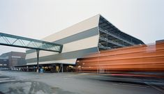 Right on So Many Levels: innovative car-park design
