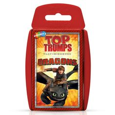 Top Trumps - How To Train Your Dragon: Amazon.co.uk: Toys & Games